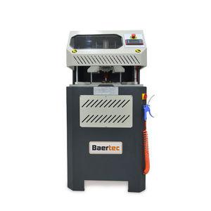 sbavatrice angolare a disco / per profilati PVC / interamente automatica