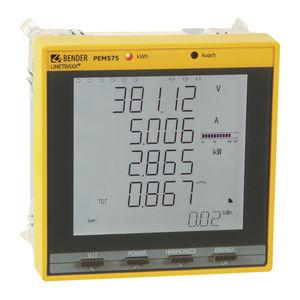 apparecchio di misura per rete elettrica / di qualità di energia / di corrente CA / di tensione
