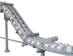 trasportatore in alluminio