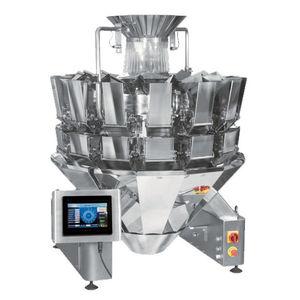 pesatrice multitesta / per prodotto sfuso / per granuli / ad alimentazione centrale