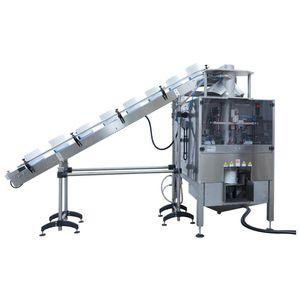 macchina per imballaggio controllata da PLC