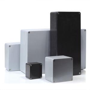 scatola da incasso / rettangolare / in poliestere / per impianto elettronico