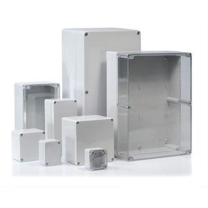 scatola da incasso / rettangolare / in ABS / in policarbonato