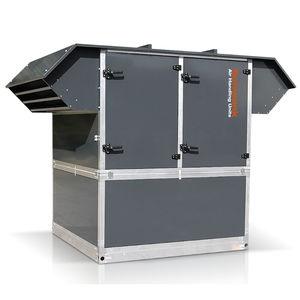 centrale di trattamento aria per tetto