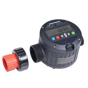 misuratore di portata a disco oscillante / per prodotti chimici / per acido / digitale