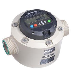 misuratore di portata a disco oscillante / per prodotti chimici / per acido / di alta precisione
