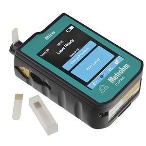spettrometro Raman / robusto / portatile / portatile