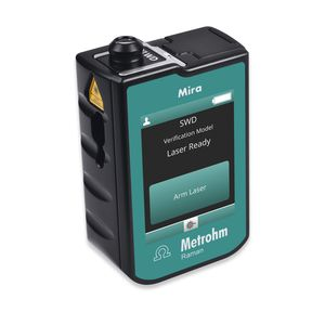 spettrometro Raman / portatile