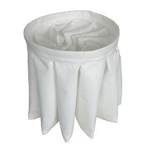 sacco filtrante per filtro antipolvere