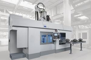 centro di tornitura-fresatura CNC