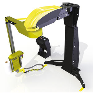 avvolgitrice fasciapallet a braccio rotante / per pellicola estensibile