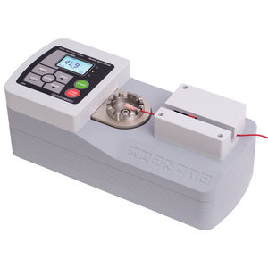 macchina per prova di tensione / per cavi e trefoli / orizzontale / digitale