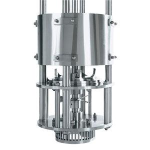 miscelatore dinamico / discontinuo / liquido/solido / per polimeri