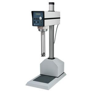 miscelatore a rotore-statore / discontinuo / per liquidi / da laboratorio