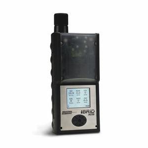 rivelatore di gas tossico / di gas combustibile / di ossigeno / di composti organici volatili