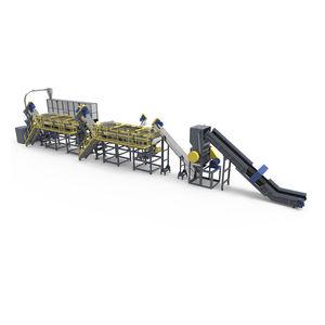 unità di riciclaggio per PE