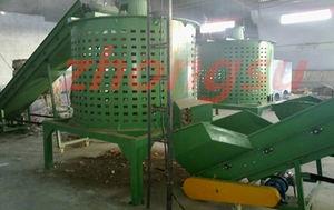 apriballe per il riciclaggio di plastica