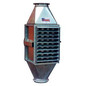 scambiatore di calore a tubi ed alette