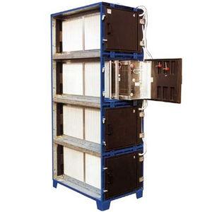 filtro per fumi di saldatura / a carbone attivo / modulare / alta prestazioni