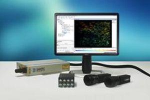 apparecchio di misura di velocimetria ad immagini PIV
