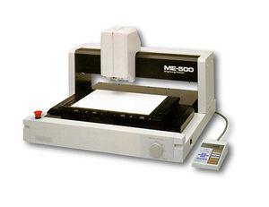 macchina per incisione metallo