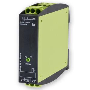 trasduttore di corrente shunt / su guida DIN / montato su pannello / AC