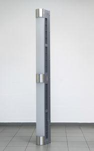 cortina d'aria ambiente / verticale / commerciale / da interno