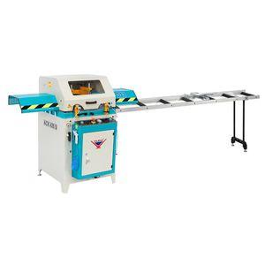 troncatrice angolare / per alluminio / per PVC / per profilati