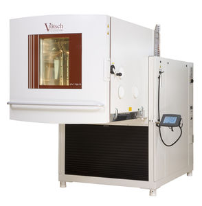 camera per test di vibrazioni