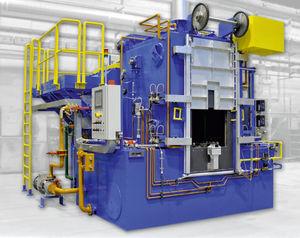 forno di carbonitrurazione