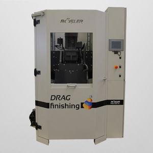 macchina di finitura per rettifica / lucidatrice / per avanzamento / ad uso industriale