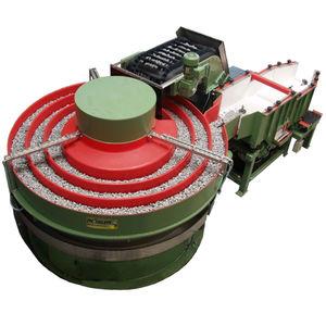 macchina di burattatura per rettifica / di sbavatura / centrifuga / ad uso industriale