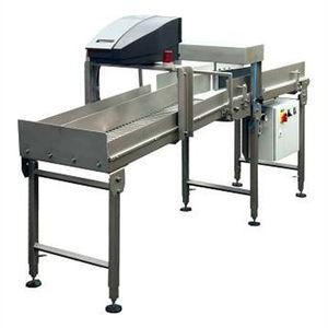 smistatore con spingitori / automatico / per imballaggi / per linea di imballaggio