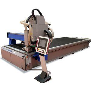 fresatrice CNC 4 assi