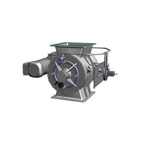 valvola rotante per trasporto pneumatico