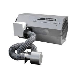generatore di aria calda a muro