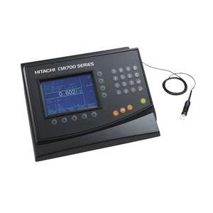 misuratore di spessore di rame / ad ultrasuoni / portatile