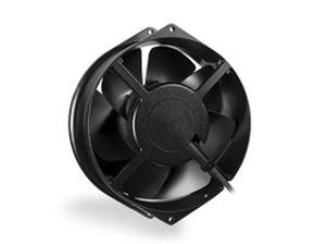 ventilatore assiale / di raffreddamento / di circolazione di aria / per alta temperatura