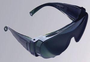 occhiali di protezione ad infrarossi