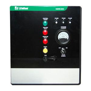 resistore di messa a terra / con scatola / di corrente / analogico