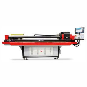macchina da stampa a base piana / multicolore / per cartone / CNC