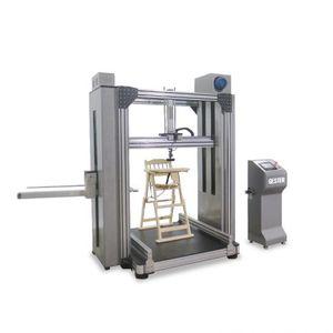 impianto per prove di compressione