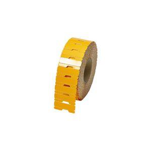 etichetta a trasferimento termico / in poliestere / per marcatura cavi