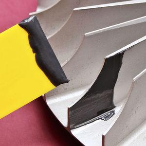resina epossidica caricata con metallo