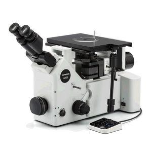 microscopio per analisi / di misura / per ispezione / metallurgico