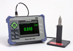 misuratore di spessore per materiale non ferroso