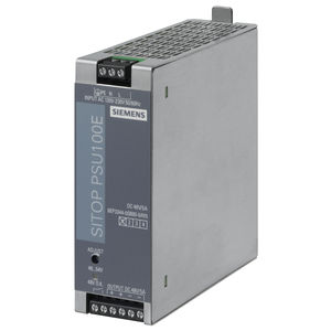 alimentazione elettrica AC/DC / stabilizzata / su guida DIN / monofase