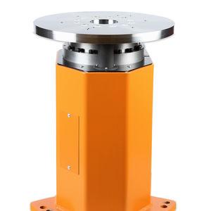 tavola girevole azionata a motore / verticale