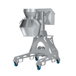 grattugia industriale per formaggio ad alto rendimento / automatica