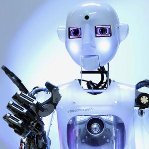 robot per reception